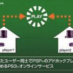 PS VITA版GE2をマルチプレイ