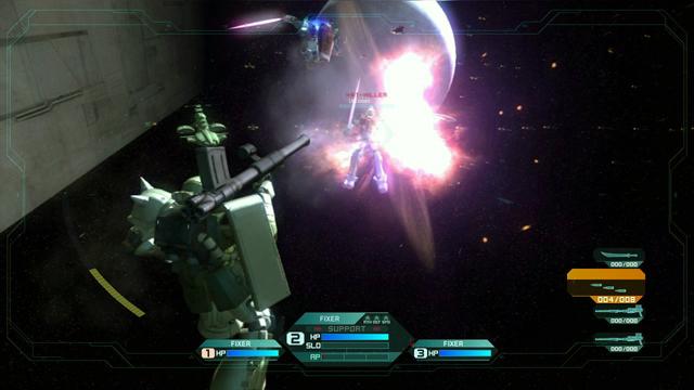 宙間戦闘がどこまでできるようになっているのか気になる所