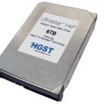 6TBのHDD登場