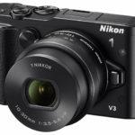 Nikon 1 V3、登場