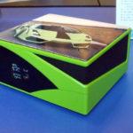 黄緑色のBRIX Gaming