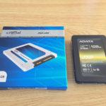 SSD入れ替え