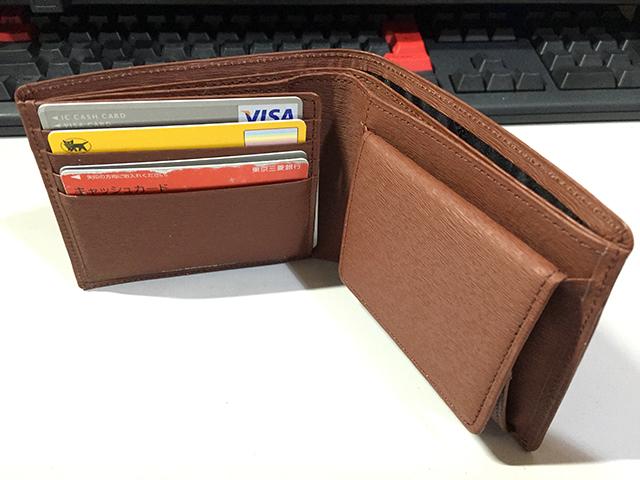 カードポケットは多い方が良いが多いと別の問題も…