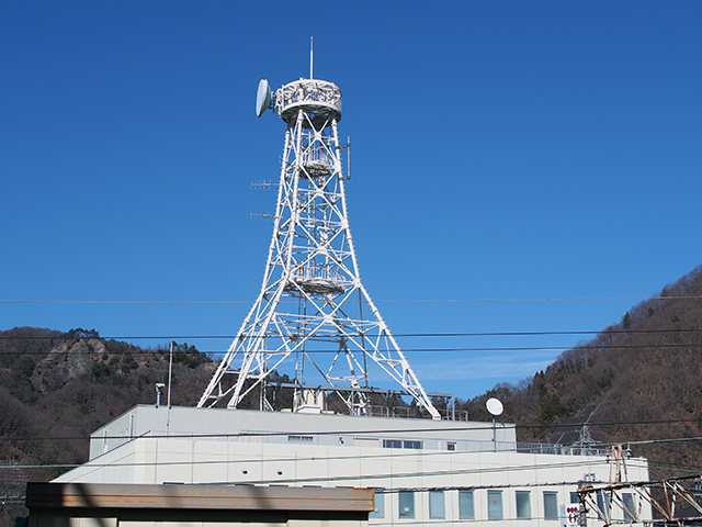 東京電力のアンテナ
