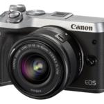 EOS M6、発表