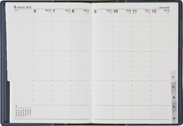 ToDoリストはなくなったが、ノート部分にいくらでも書ける