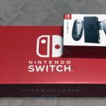 Switch、到着