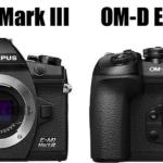 E-M1 Mark IIIのその姿
