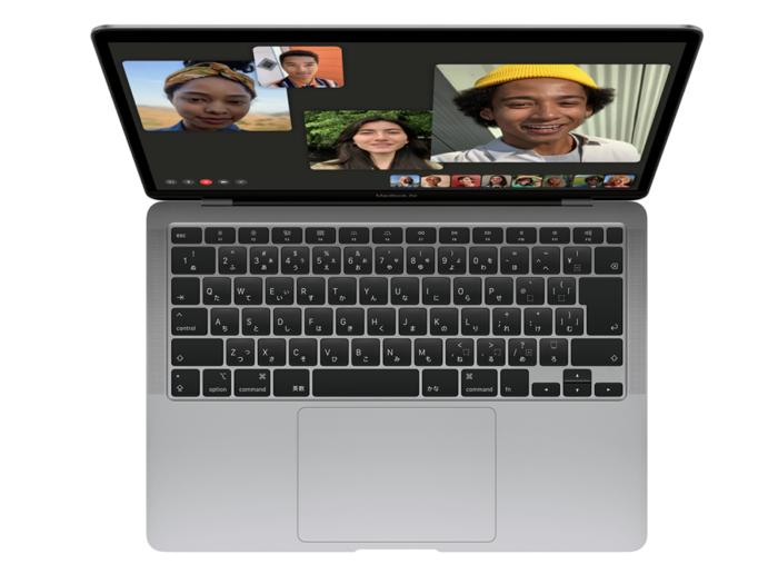 今までのMacBook Airの中ではダントツに買いの一品だと思う